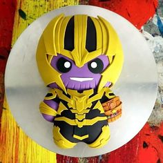 Amazing Avengers: Infinity War Than is Cake