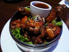 Chinese Chicken Wings ------ Click Here for Recipe