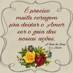 #coragem #amor #Deus