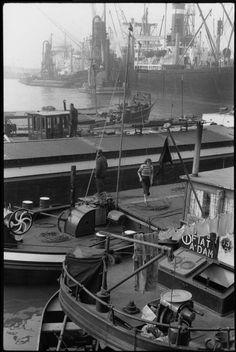 Henri Cartier-Bresson NETHERLANDS. Rotterdam. 1956