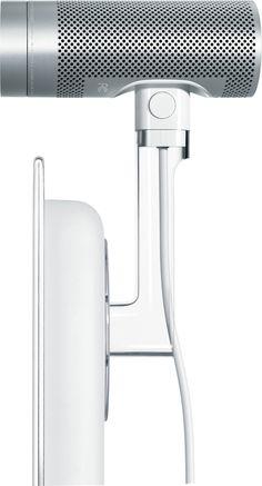 Apple iSight. Red Dot Design, Medical Design, Cylinder Shape, Communication Design, Red Dots, Apple Products, Design Awards, Minimalist Design, Design Model