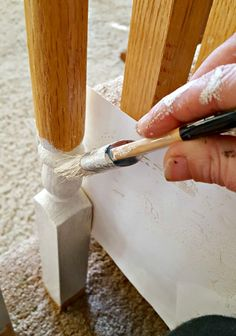 Best How To Paint Stair Railings With Images Stair Railing 400 x 300