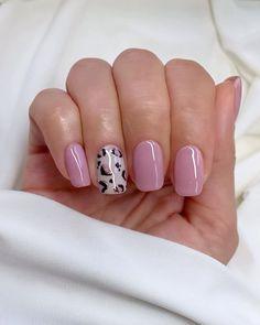 Leopard Nail Designs, Leopard Nails, Fall Acrylic Nails, Autumn Nails, Square Nail Designs, Aycrlic Nails, Rose Gold Nails, Artificial Nails, Square Nails