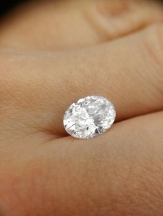 Gorgeous Oval Shaped 2.02 ct Loose Diamond, GIA Certified | I Do Now I Don't  #idonowidont