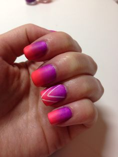 Used OPI and Barry M! Check my blog for more details.