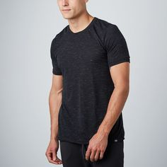 """Neighborhood Vista Tee // Onyx Multi �20Tagless to save you the itch�20Polyester with soft cotton handfeel, -19""""chest , -34""""arm..."""