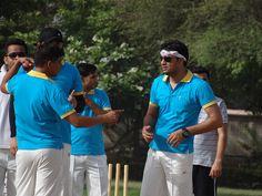 Team discussions - PCCare247 Cricket Tournament 2012