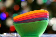 bowls by J M Bennett