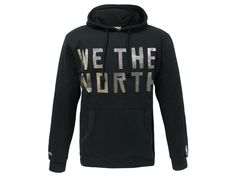 b5c801d2305 Real Sports Apparel - Raptors Mitchell   Ness Men s  We the North  Foil  Hoody