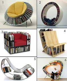 Amazing chairs