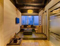 Moderne bürogestaltung  Modern Office Design | By Sigma System Syndicate | | Interior ...