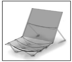 NYX an ultralight collapsible cot and chair for camping and backpacking - Camping Chair - Ideas of Camping Chair - NYX an ultralight collapsible cot and chair for camping and backpacking Bushcraft Camping, Ultralight Backpacking, Camping Survival, Backpacking Food, Solo Camping, Kayak Camping, Camping Site, Camping Hammock, Family Camping