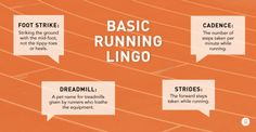 Everyone knows runners are a little, well, different. So it's no surprise they have a language all their own. Read on to learn the difference between a PR and a BQ, and just what the heck a fartlek is!