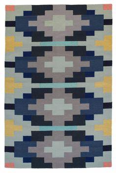 Rebecca Flat-Weave Rug