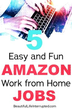 #interrupted #legitimate #thousands #beautiful #careers #amazon #online #start #these #money #check #today #list ... Amazon Jobs At Home, Amazon Work From Home, Work From Home Jobs, Amazon Online, Money, Check, Fun, Beautiful, Lol