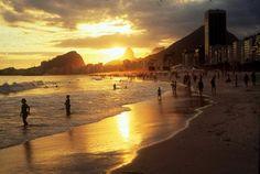 Copacabana   Rio de Janeiro, Brasil