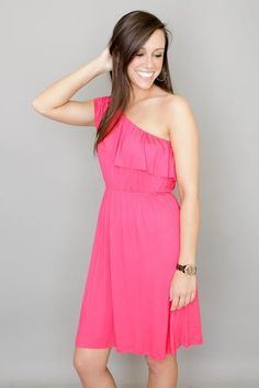 Daring Darling Dress - pink