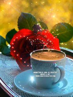 Good Morning Love Gif, Very Good Morning Images, Good Morning Happy Sunday, Funny Good Morning Quotes, Good Morning Coffee, Good Morning Flowers, Good Morning Wishes, Beautiful Love Pictures, Beautiful Gif