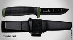 Hultafors представила новые модели утилитарных ножей для полевых условий