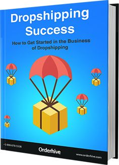 Dropshipping success - How to Get Started in the Business of Dropshipping, eBook from Orderhive.com
