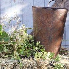 southern living at home door bucket spring door decor dreaming of my herb rustic garden - Rustic Garden 2015
