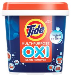 Tide Multi-Purpose Oxi Has Found A Permanent Home!   Let's Go Junking!