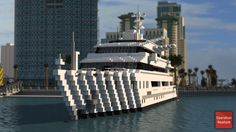 Yacht | OR Minecraft Project