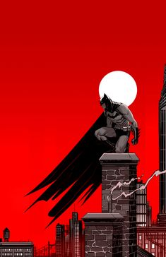 Batman and gotham by Dan-Mora on DeviantArt Comic Book Characters, Comic Character, Comic Books Art, Comic Art, Posters Batman, Batman Artwork, Batman Drawing, Batman Wallpaper, Hero Marvel