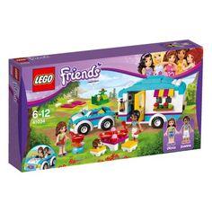 Lego 41034 Friends : La caravane des vacances Lego - Magasin de Jouets pour Enfants