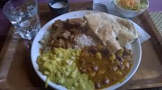 Sienitukan Blogi: Lauantain lounas.. Bengol Curry - Tampere