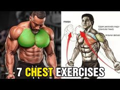 Inner chest workout - Top 3 Exercises Chest workout for men Inner Chest Workout, Ultimate Chest Workout, Dumbbell Chest Workout, Chest Workout For Men, Chest Workout Routine, Chest Workouts, Chest Exercises, Biceps Workout, Pop Workouts