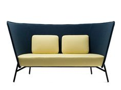 2 seater fabric sofa AURA | Sofa - Inno Interior Oy