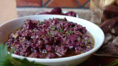 pasta rustica de azeitona preta