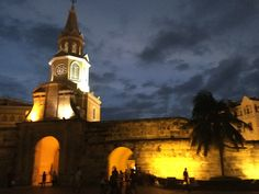 Sunsets & Amigos in Cartagena Colombian Cities, San Francisco Ferry, Sunset, City, Building, Travel, Friends, Cartagena Colombia, Sunsets
