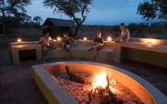 The Buffelshoek Tented Camp nestles in the pristine south-east region of the Manyeleti Game Reserve near the unfenced boundaries to the Kruger National Park. Kruger National Park, Game Reserve, Tent Camping, Lodges, South Africa, Outdoor Decor, Pictures, Autumn, Photos