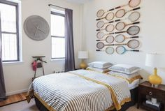 How To Cram Big Ideas Into A 250-Square-Foot Apartment