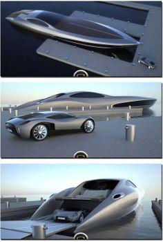 Strand Craft super Yacht
