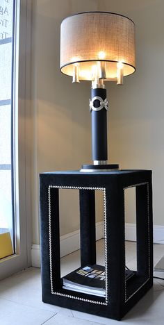 table lamp by pieter adam