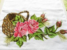 Miranda Artesanía: Pintura Textil