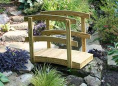 There are many uses for a wooden garden bridge which will instantly enhance the beauty of your pond or garden. Checkout 25 stunning garden bridge design ideas