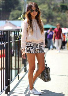 10 looks estilosos com tênis - Blog da Laura Peruchi - Personal Beauty Shopper - Moda, Beleza, New York e muito mais.