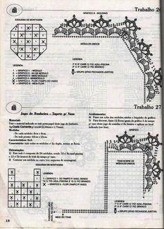 REGINA RECEITAS DE CROCHE E AFINS: jogo de banheiro.