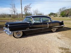 1956 Cadillac Fleetwood 60 Special  Except for the a/c, my GrandMother's car.