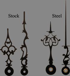 clock hands - Bing Images