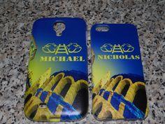 Cover S4 e iPhone 5 Hellas Verona con nome