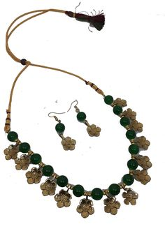 Shop Green Alloy Austrian Diamond Necklace Set Earrings 199017 online from huge collection of indian ethnic jewellery at Indianclothstore.com. Ethnic Jewelry, Jewellery, Diamond Necklace Set, Marriage Anniversary, New Years Sales, Green Fabric, Color Shades, Indian Ethnic, Earring Set