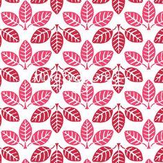 Mary Engelbreit Retail :: Fabric :: AF RTG Leaf White PR