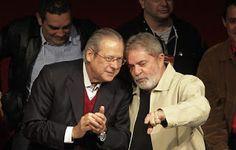 Papo Político: Lula quer Dirceu fora do PT