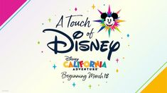 "Disneyland Resort has announced a new, limited-capacity ticketed experience happening at Disney California Adventure, aptly named ""A Touch of Disney"":"