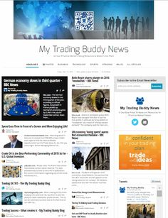 Hot Off The Press! Friday's Edition of our Trading Newspaper is Out! - All the news that could affect your trading and investing, no matter what asset classes you are involved in.. Read it Here http://news.mytradingbuddy.com/